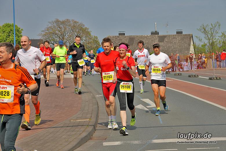 Paderborner Osterlauf 21km 2014 - 630