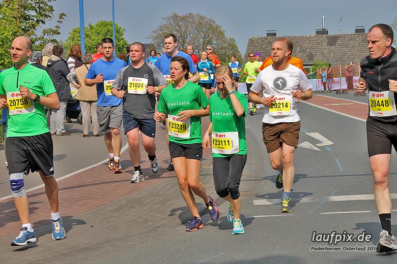 Paderborner Osterlauf 21km 2014 - 653