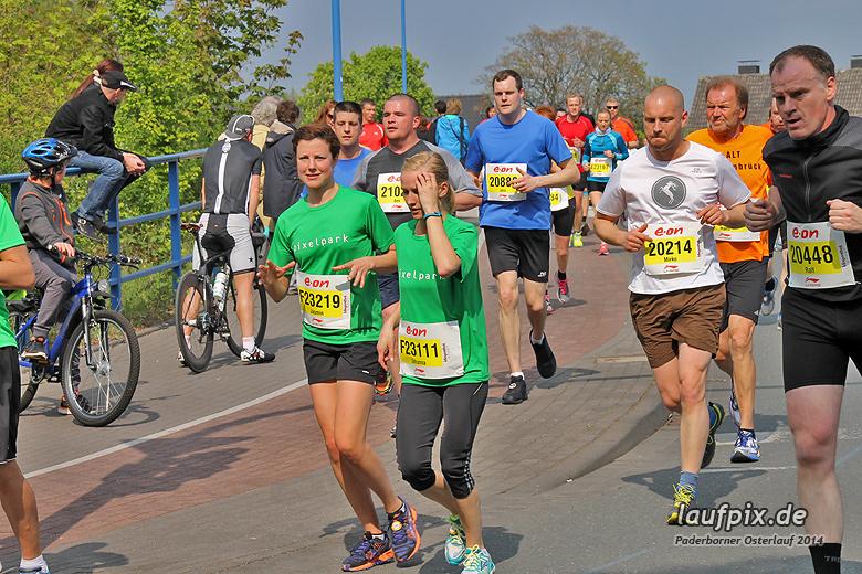 Paderborner Osterlauf 21km 2014 - 654