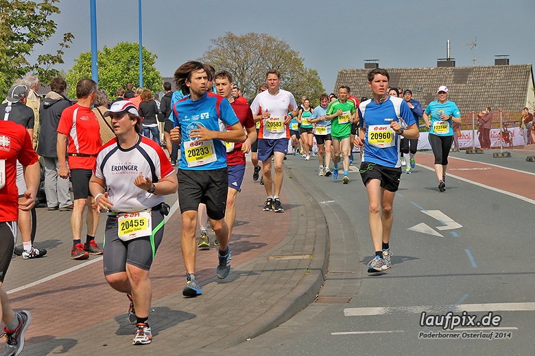 Paderborner Osterlauf 21km 2014 - 666