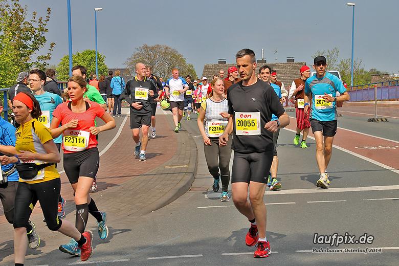 Paderborner Osterlauf 21km 2014 - 690