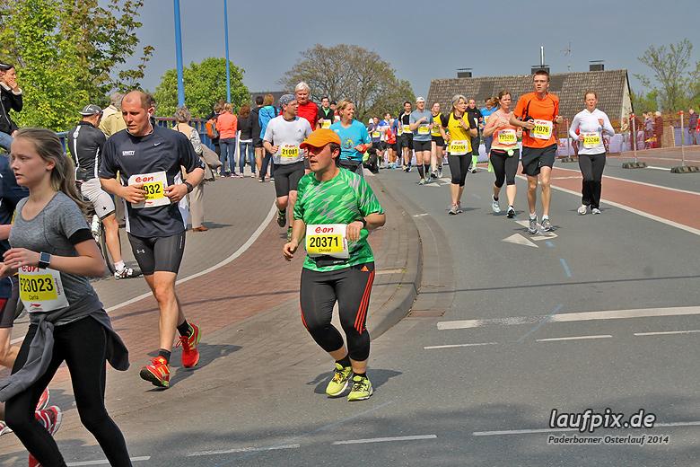 Paderborner Osterlauf 21km 2014 - 717
