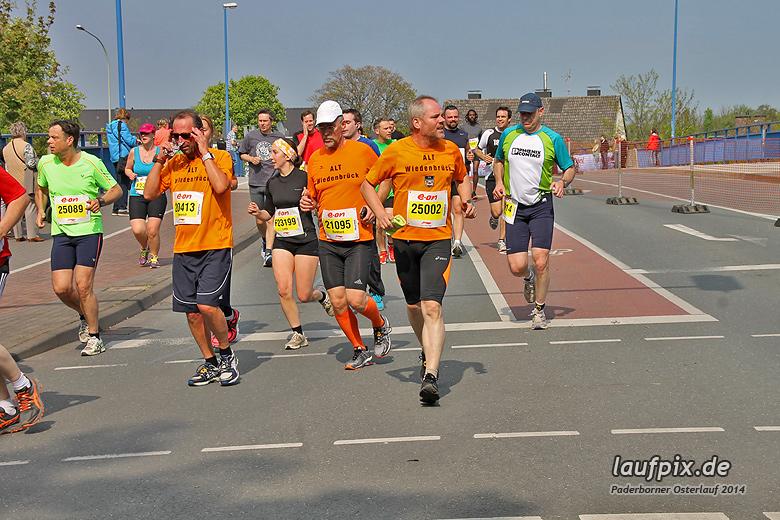 Paderborner Osterlauf 21km 2014 - 737