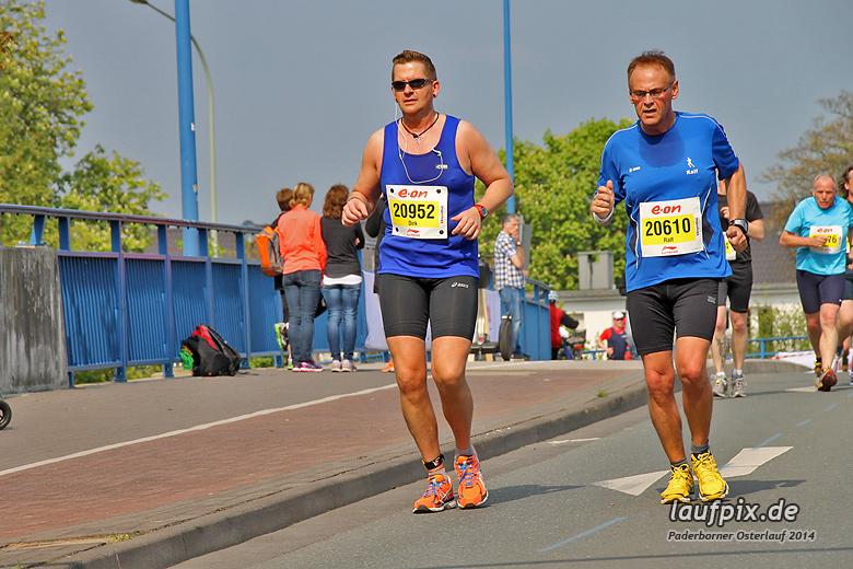 Paderborner Osterlauf 21km 2014 - 773