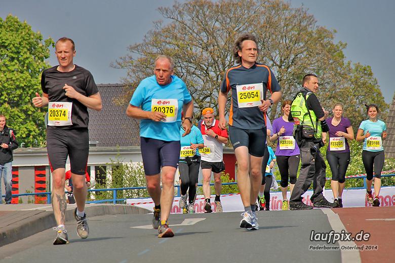 Paderborner Osterlauf 21km 2014 - 774
