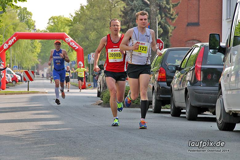 Paderborner Osterlauf 21km 2014 - 832