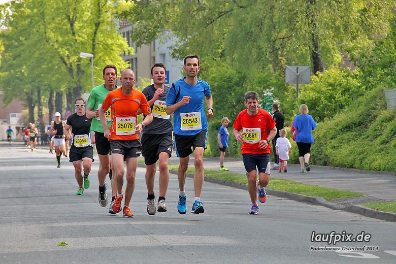 Paderborner Osterlauf 21km 2014 - 843