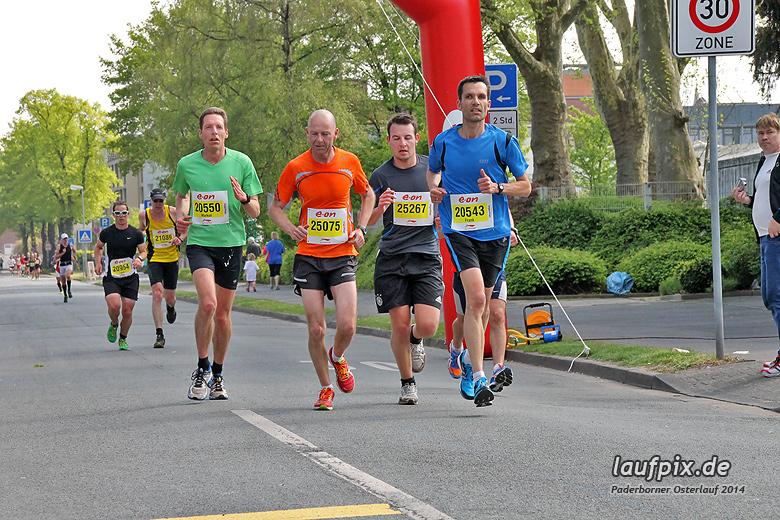 Paderborner Osterlauf 21km 2014 - 846