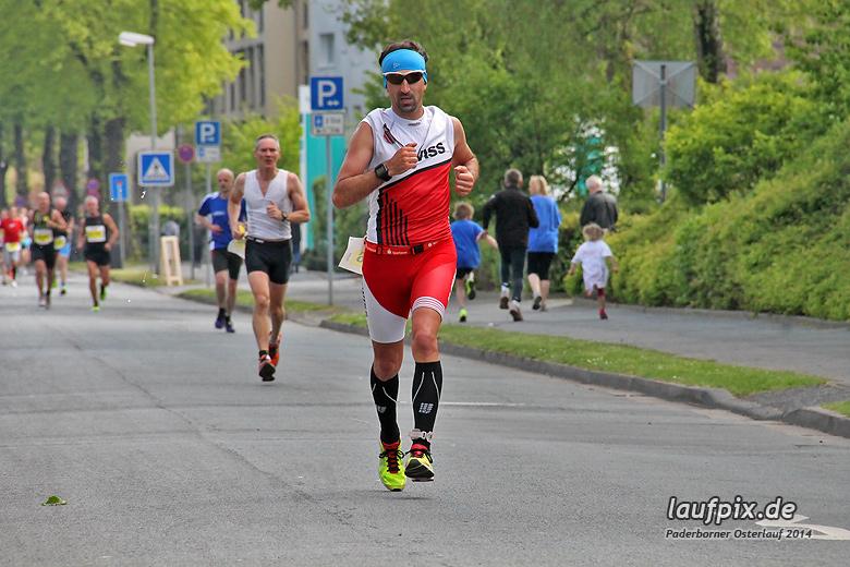 Paderborner Osterlauf 21km 2014 - 853