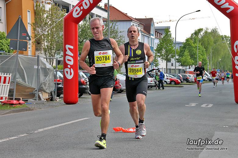 Paderborner Osterlauf 21km 2014 - 859