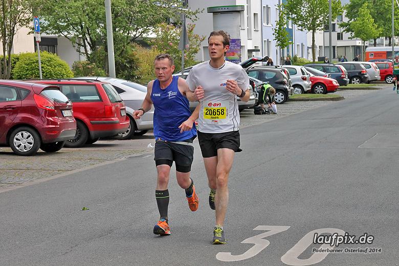 Paderborner Osterlauf 21km 2014 - 863
