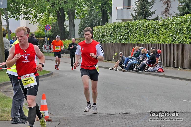 Paderborner Osterlauf 21km 2014 - 864