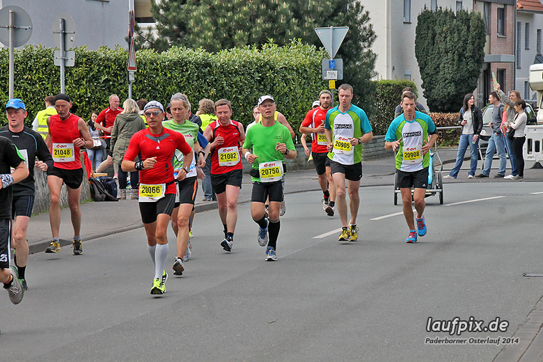 Paderborner Osterlauf 21km 2014 - 868