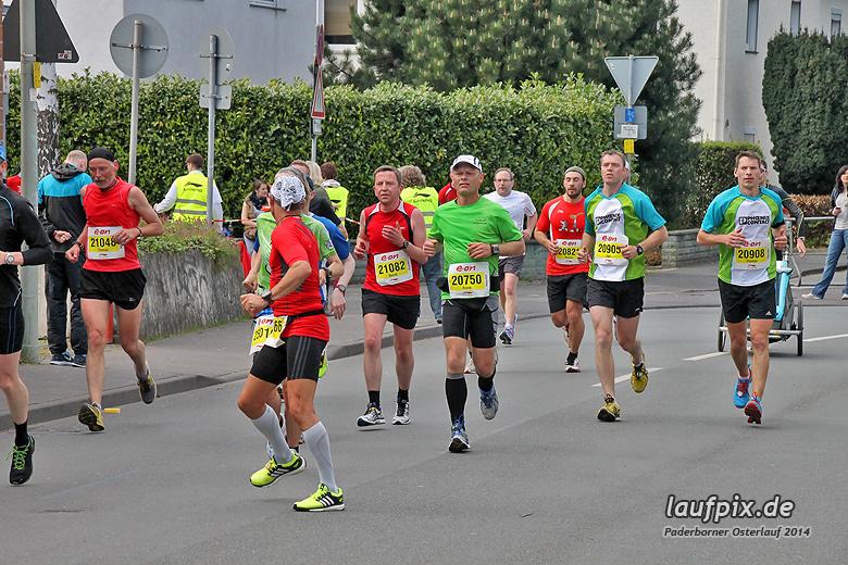Paderborner Osterlauf 21km 2014 - 869