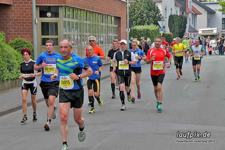 Paderborner Osterlauf 21km 2014 - 870