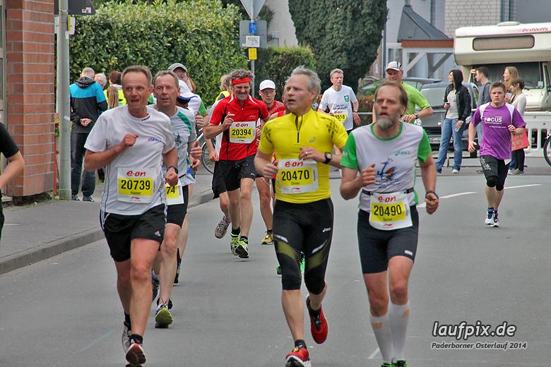 Paderborner Osterlauf 21km 2014 - 872