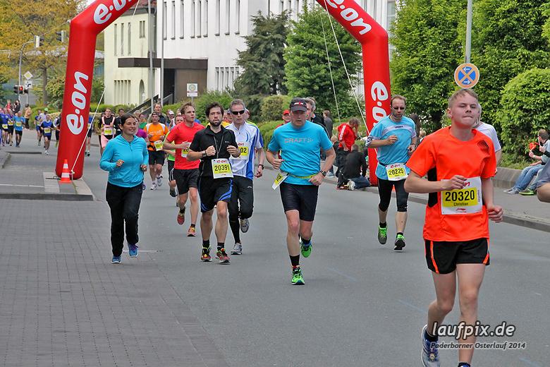 Paderborner Osterlauf 21km 2014 - 878