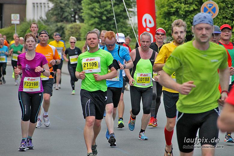 Paderborner Osterlauf 21km 2014 - 884