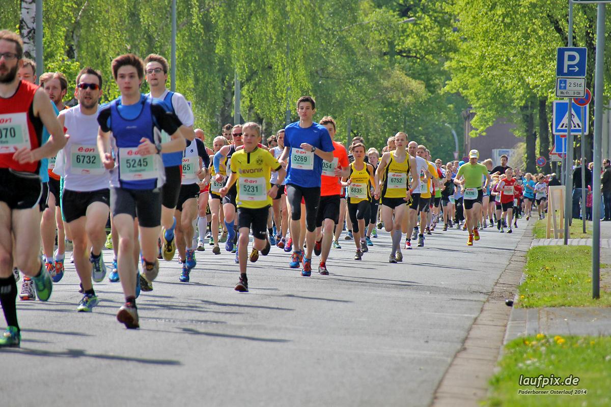 Paderborner Osterlauf 5km 2014 - 11