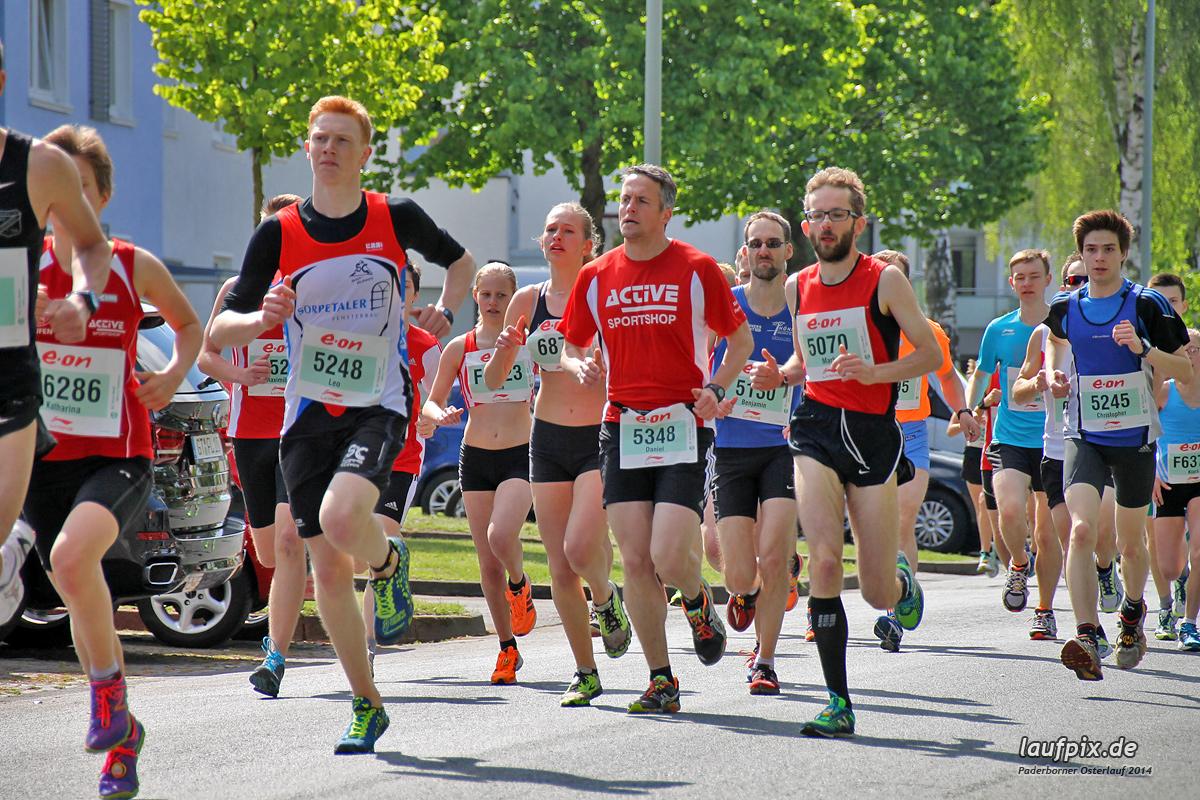 Paderborner Osterlauf 5km 2014