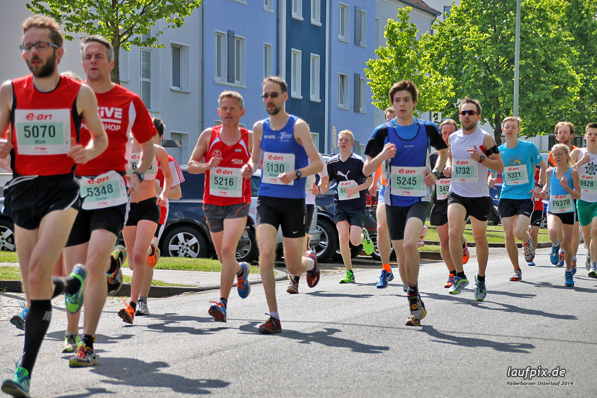 Paderborner Osterlauf 5km 2014 Foto (15)