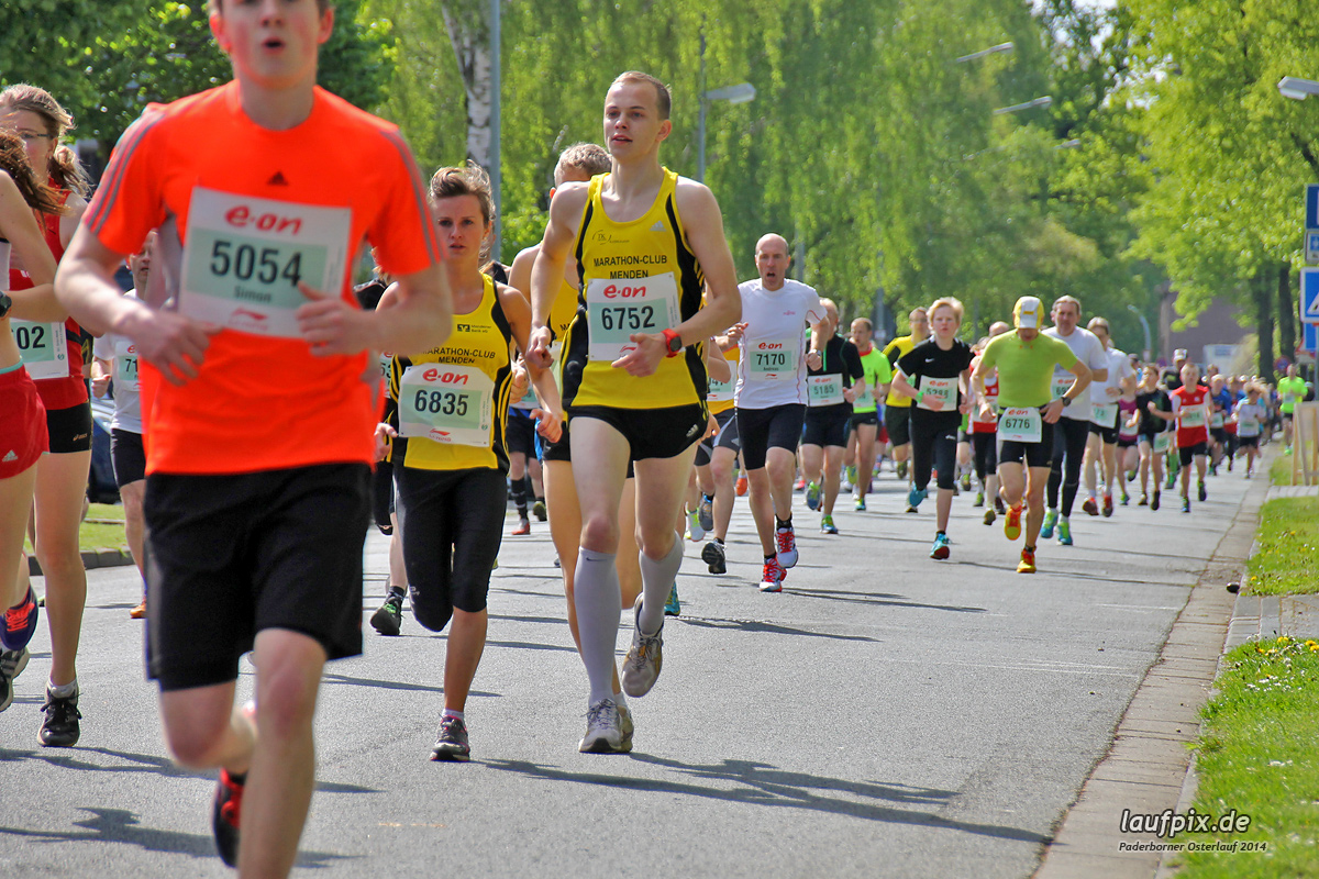 Paderborner Osterlauf 5km 2014 Foto (21)