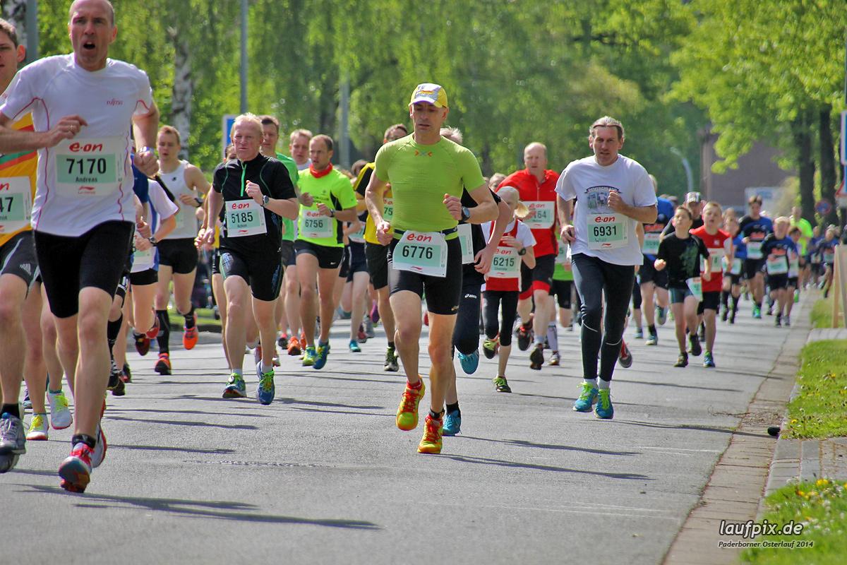 Paderborner Osterlauf 5km 2014 - 22