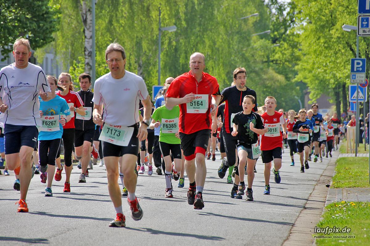 Paderborner Osterlauf 5km 2014 - 30