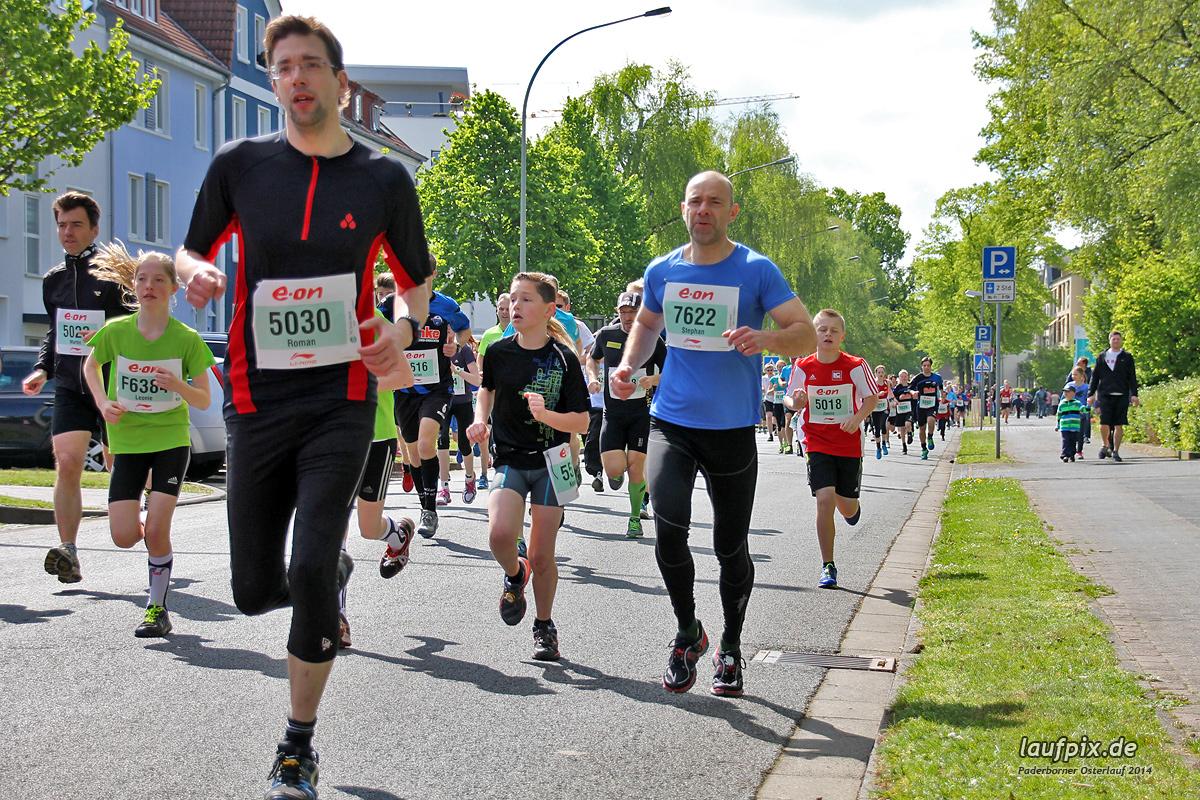 Paderborner Osterlauf 5km 2014 - 36