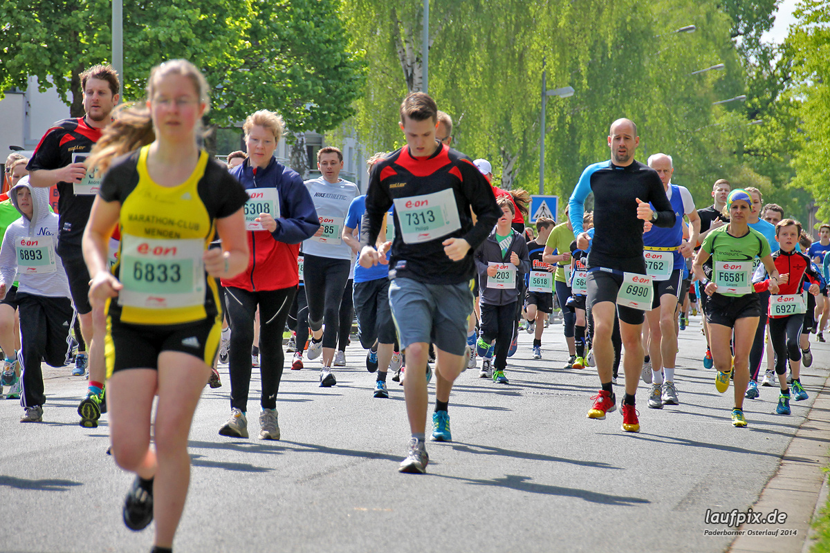 Paderborner Osterlauf 5km 2014 - 53