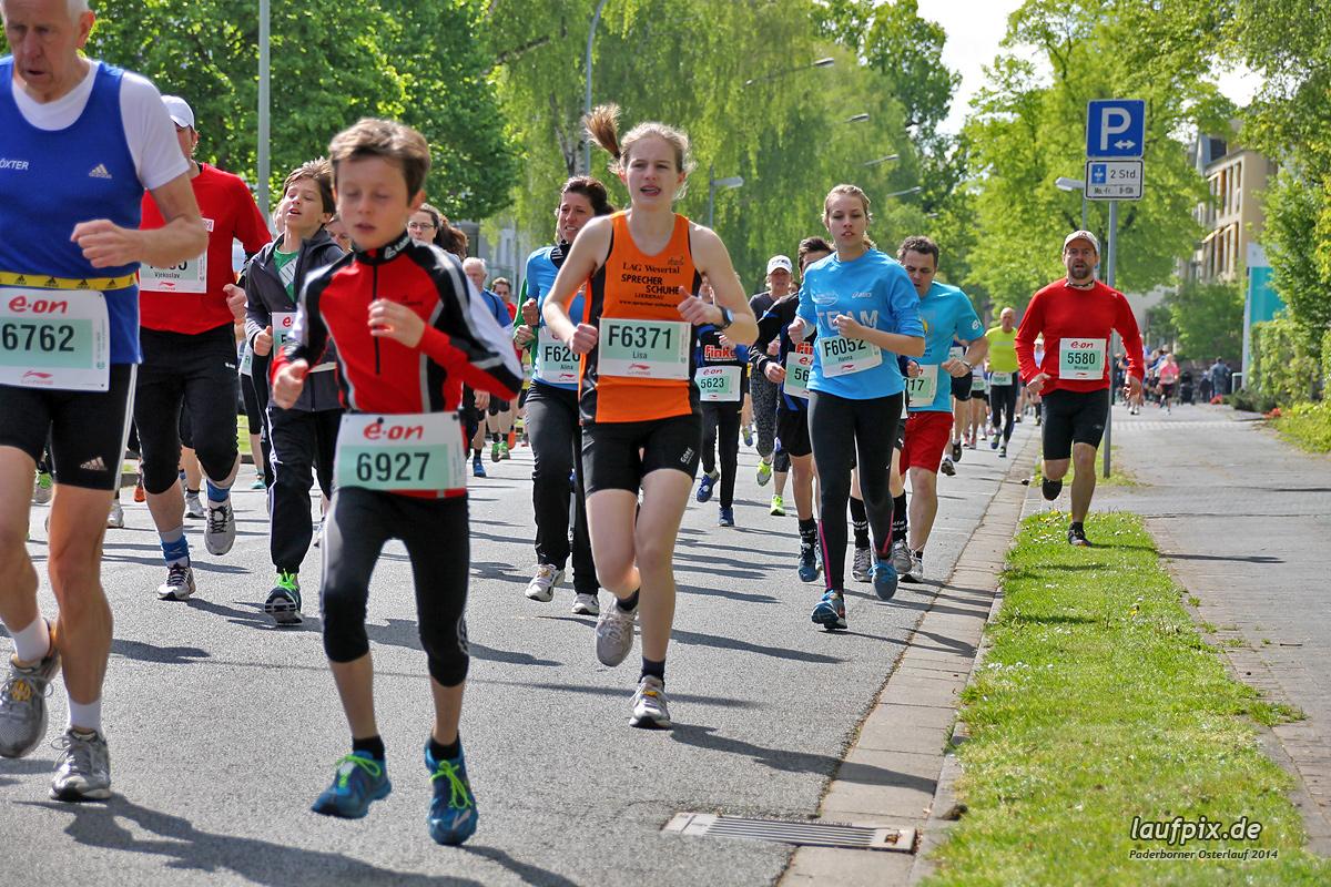 Paderborner Osterlauf 5km 2014 - 58