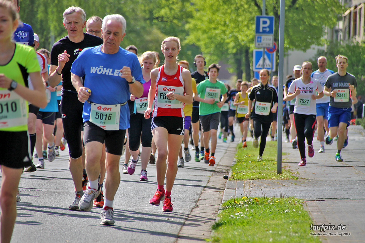 Paderborner Osterlauf 5km 2014 - 69
