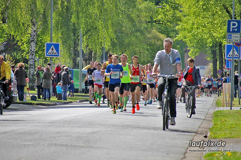 Paderborner Osterlauf 5km 2014 - 1