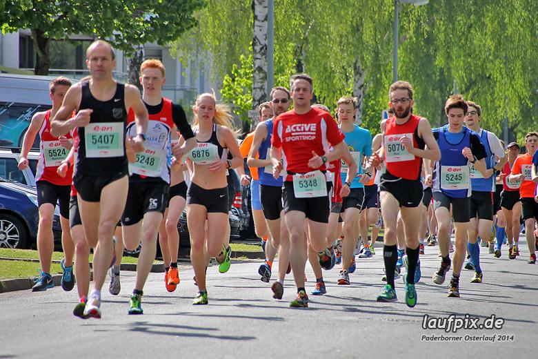Paderborner Osterlauf 5km 2014 - 10