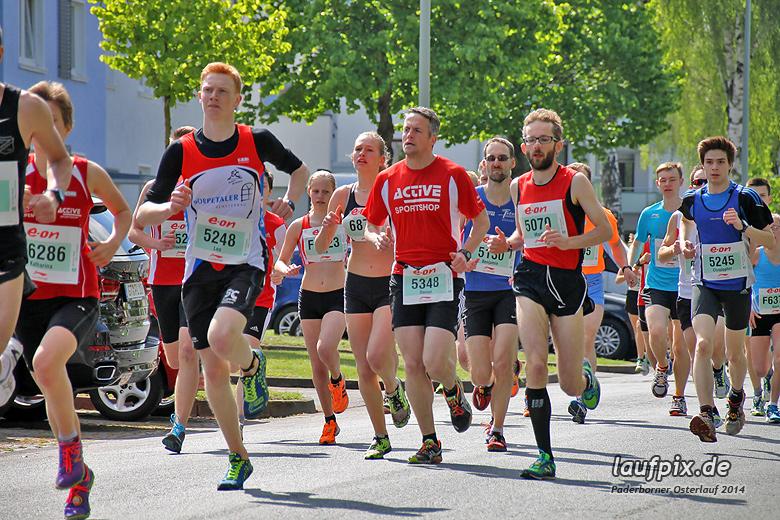 Paderborner Osterlauf 5km 2014 - 12