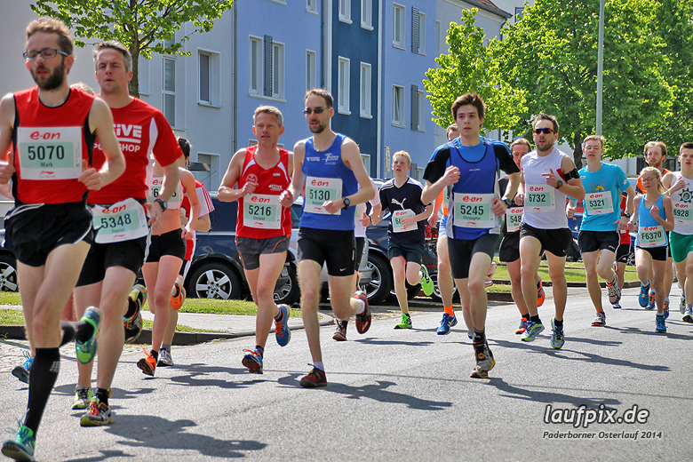 Paderborner Osterlauf 5km 2014 - 15