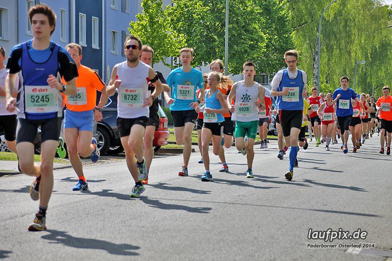 Paderborner Osterlauf 5km 2014 - 16
