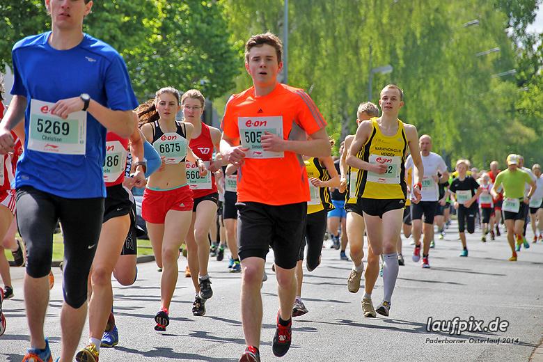 Paderborner Osterlauf 5km 2014 - 20