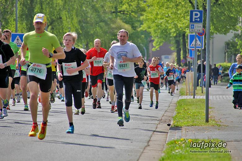 Paderborner Osterlauf 5km 2014 - 23