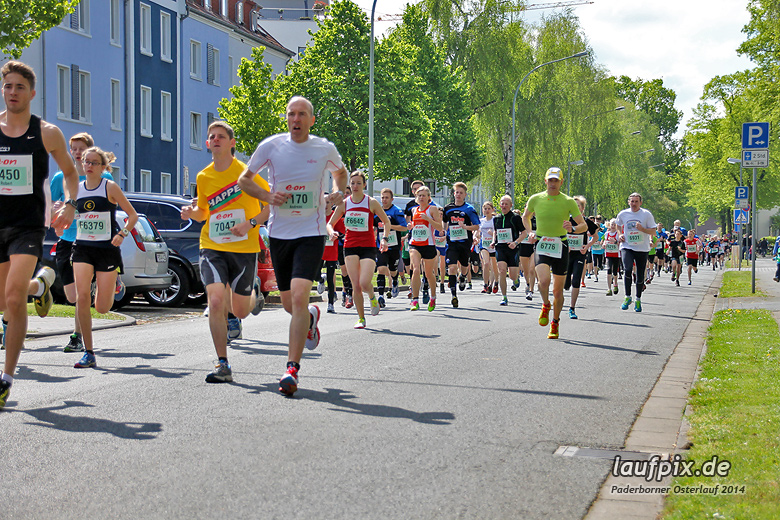 Paderborner Osterlauf 5km 2014 - 25