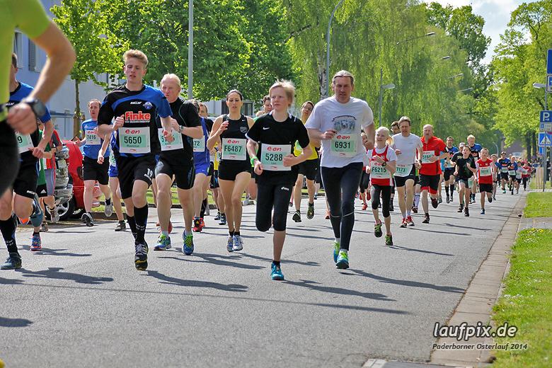 Paderborner Osterlauf 5km 2014 - 28