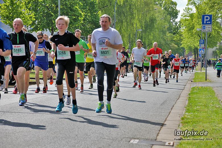Paderborner Osterlauf 5km 2014 - 29
