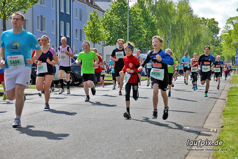 Paderborner Osterlauf 5km 2014 - 41