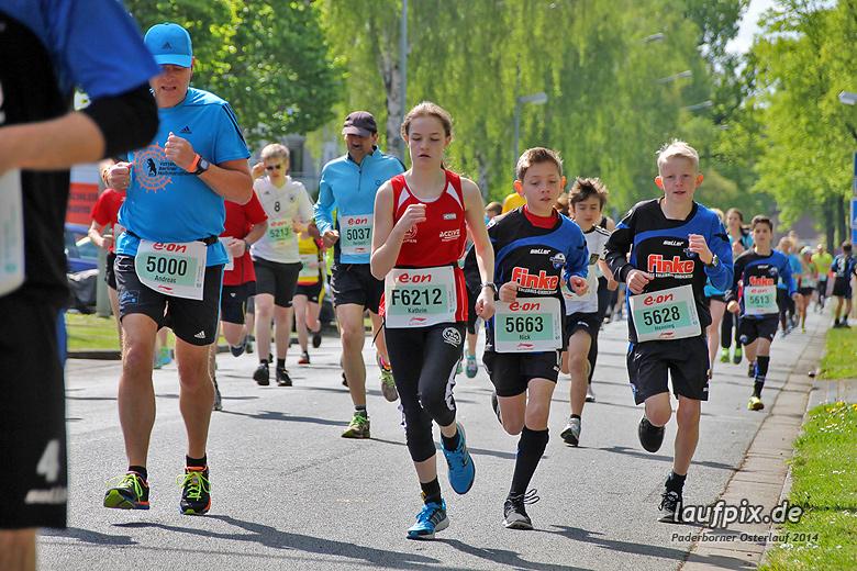 Paderborner Osterlauf 5km 2014 - 45