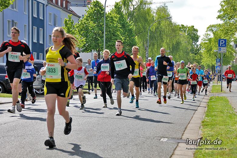 Paderborner Osterlauf 5km 2014 - 54
