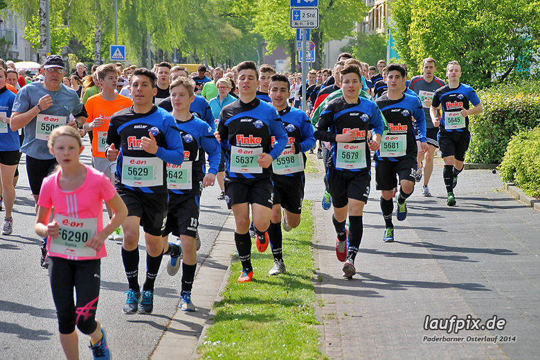 Paderborner Osterlauf 5km 2014 - 83