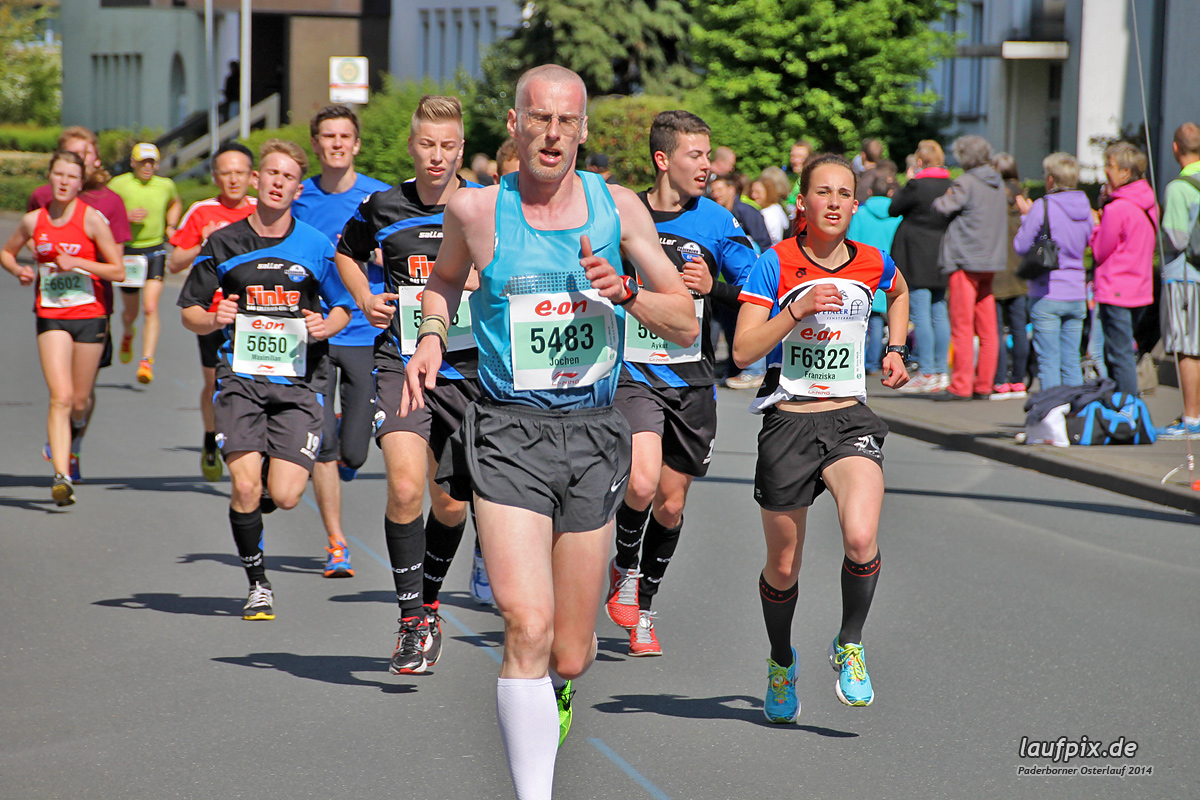 Paderborner Osterlauf 5km 2014 Foto (98)