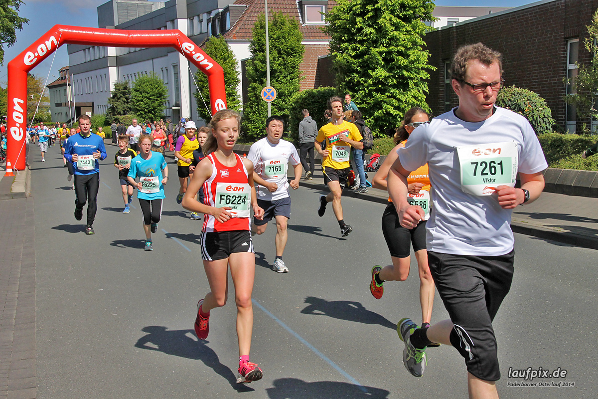 Paderborner Osterlauf 5km 2014 Foto (316)