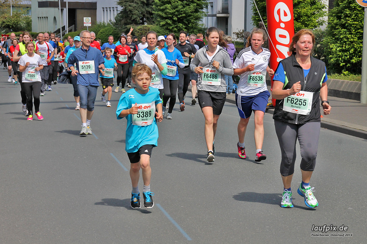 Paderborner Osterlauf 5km 2014 Foto (570)