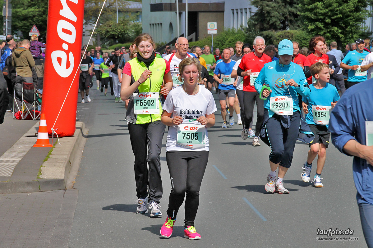 Paderborner Osterlauf 5km 2014 - 573